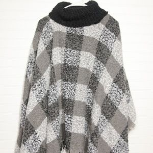 Sweaters - Women's Sweater Poncho